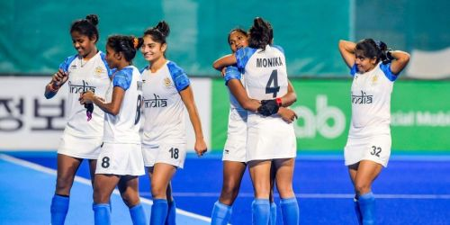 The Indian women's hockey team did the unthinkable by reaching the first Asian Games final in 20 years, by defeating three time Champions China in the semi final match.