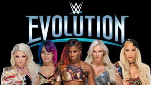 Evolve the female superstars