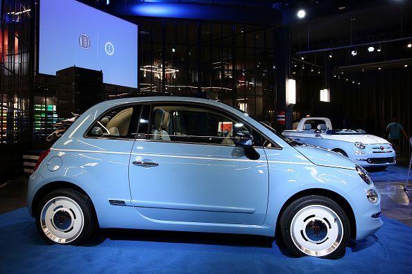 HAPPY BIRTHDAY FIAT 500 Event in Milan