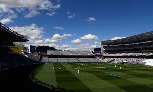 New Zealand v England 1st Test: Day 4