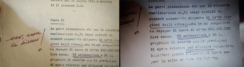 the clause which angered Enzo Ferrari.