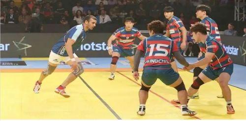 The South Korean team had a decent outing at Dubai Kabaddi Masters with their raiders like Jang Kun Lee and Hyunil Park along with Dong Ju Hong.
