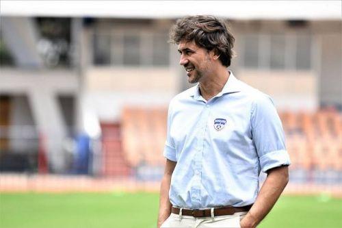 Carles Cuadrat Bengaluru FC coach