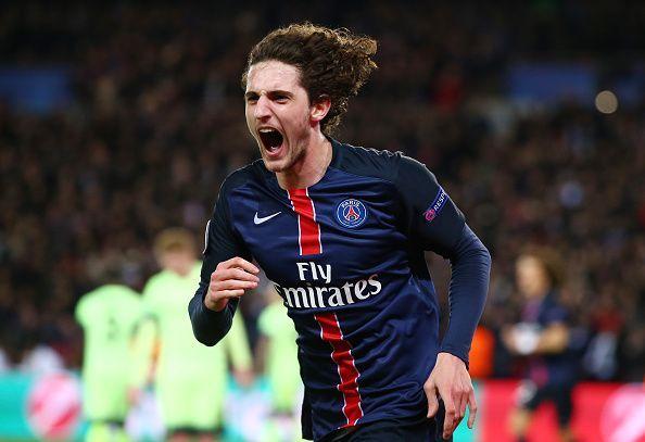 Paris Saint-Germain v Manchester City FC - UEFA Champions League Quarter Final: First Leg