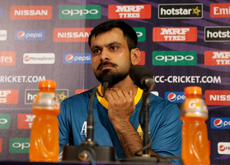 Hafeez has options to choose from