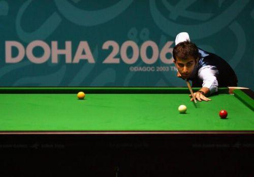 15th Asian Games Doha 2006 - Men's English Billiards Singles Final