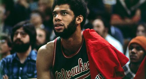 Kareem's 2 Finals MVP awards came with a separation of 14 years in between.