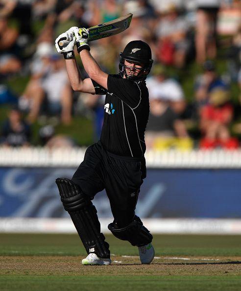 New Zealand v England 1st ODI