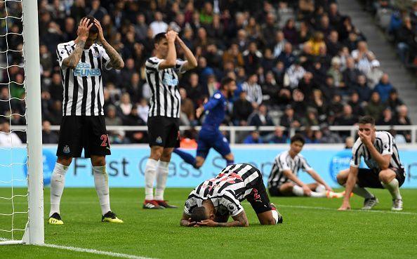 Newcastle United v Chelsea FC - Premier League