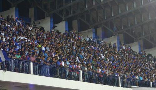 Bengaluru FC fans AAS AFC Cup
