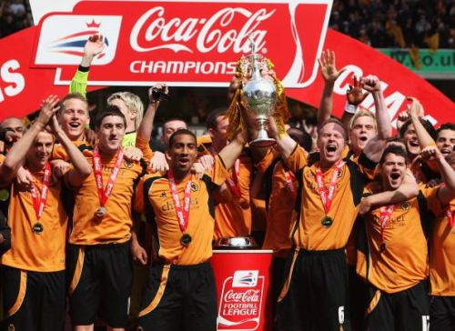 Wolverhampton Wanderers v Doncaster Rovers