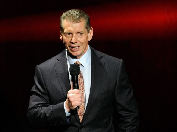 Vince McMahon - forced to change his company