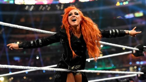 Becky Lynch's heel turn isn't working, we were hoping the WWE would change that