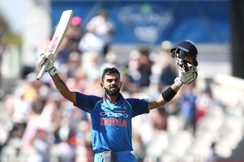The 'Men in Blue' have been held in good stead under the astute captaincy of MS Dhoni and presently under the aggressive leadership of Virat Kohli
