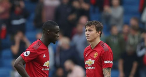 Bailly and Lindelof produced an error-prone display against Brighton