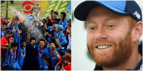 A member of India's 2011 WC winning squad and England's Jonny Bairstow are in the spotlight for different reasons