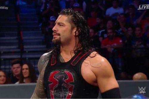 Roman Reigns, WWE,
