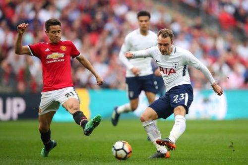 United vs Spurs will likely be the game of the weekend.