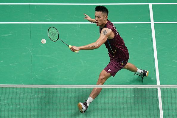 Total BWF World Championships 2018 - Day 1