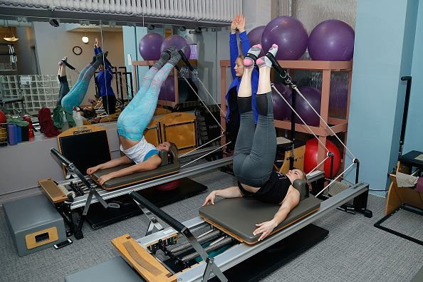 Miss America Contestants Resolve to Get Fit with Big Piano Fitness at NYC