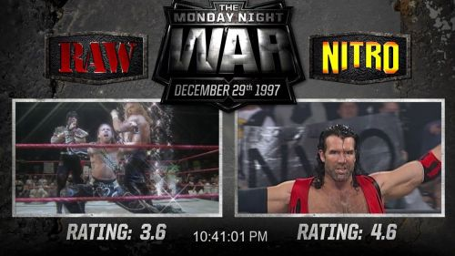 The Monday Night War is remembered as one of the most exciting times to be a wrestling fan.