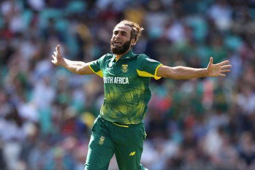 Imran Tahir reveals the reason behind his trademark sprint celebration