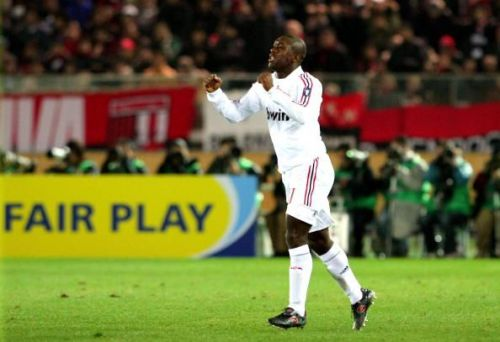 Urawa Reds v AC Milan --- FIFA Club World Cup 2007 Semi Final