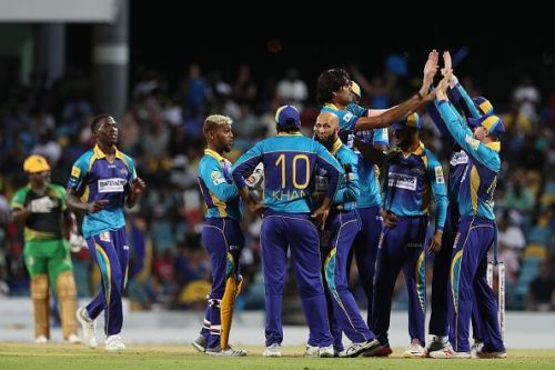 Barbados Tridents need to win all their remaining CPL fixture to qualify for playoffs