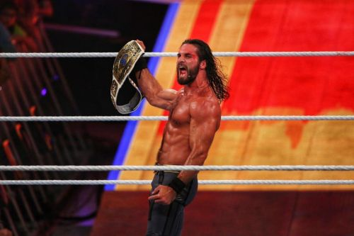 Seth Rollins makes a fantastic Intercontinental Champion.