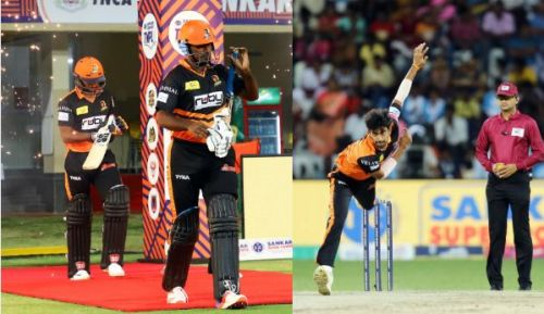 It took an all-round effort from Trichy to clinch a much-needed win