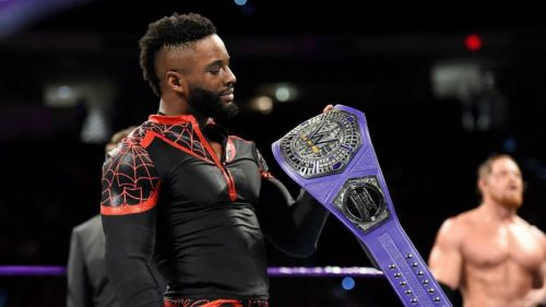 Cedric Alexander was one of the most popular competitors in the inaugural Cruiserweight Classic!