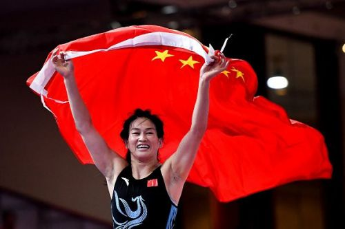Asian Games - Day 3