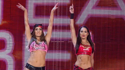 The Bella Twins have upcoming shows with WWE