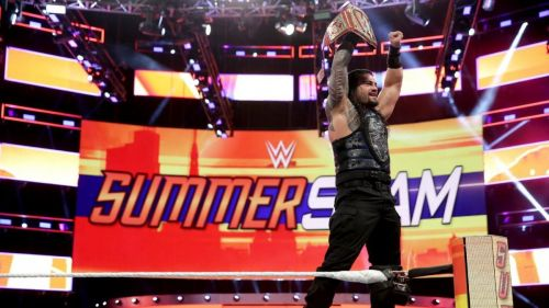 Roman Reigns championship seems secure after Raw this week