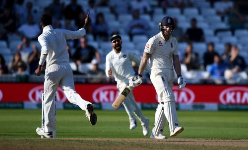 England v India: Specsavers 3rd Test - Day Four
