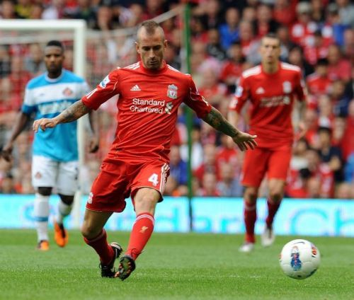 Meireles had a decent but solitary season at Anfield.