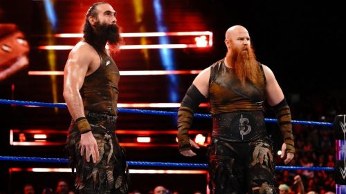 Will Erick Rowan get some help from his Bludgeon Brother?