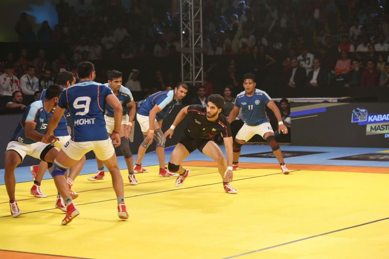 India lost to Iran in the 2018 Asian Games