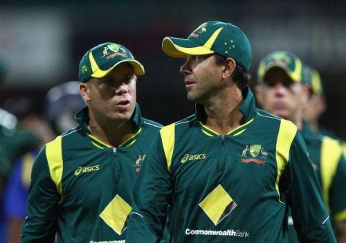Australia v Sri Lanka - Tri-Series Game 6