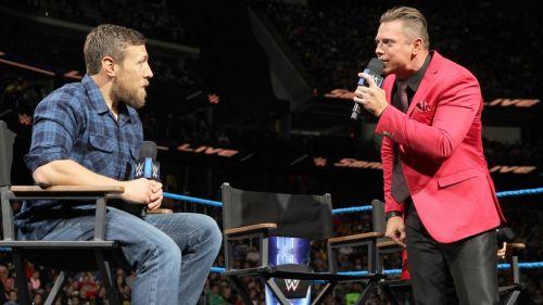 Daniel Bryan and The Miz faced off at SummerSlam