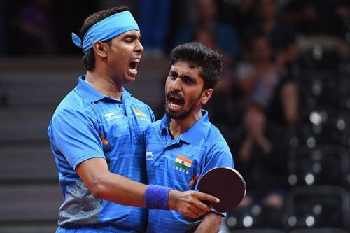 Table Tennis - Commonwealth Games Day 10