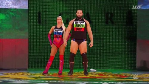 Lana didn't have great outing at SummerSlam