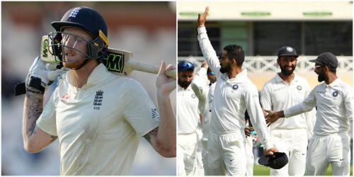 Ben Stokes Team India
