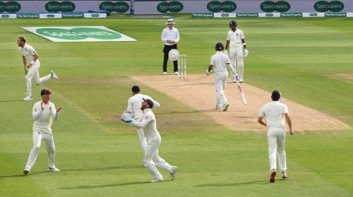 England v India: Specsavers 1st Test - Day Three