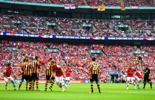 Arsenal v Hull City - FA Cup Final