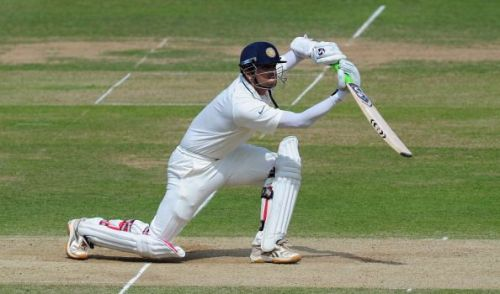 England v India: 1st npower Test - Day Five