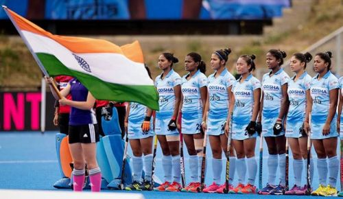 The Indian girls went down fighting to win silver