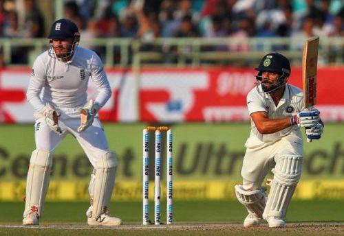 Kohli: A Test Wonder