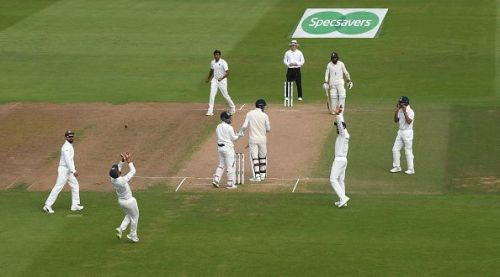 England v India: Specsavers 3rd Test - Day Five