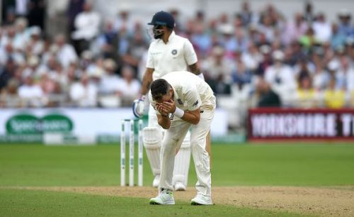 England v India: Specsavers 3rd Test - Day Three